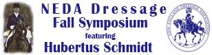 NEDA Dressage Fall Symposium