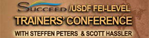 USDF 2014 Trainers Conference FL Steffen Peters - Scott Hassler