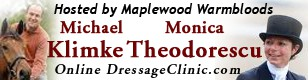 Monica Theodorescu & Michael Klimke Dressage Symposium