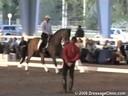 Available on DVD No.5<br>PRCS Professional Riders Clinic Symposium<br>Hubertus Schmidt<br> Assisting<br> Bill Warren<br> Jim Brandon<br> Equestrian Center<br> Wellington Florida<br> Duration: 38 minutes