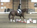 NEDA Ingrid Klimke Assisting Anabell Sattler Franconia 5 yrs. Old Mare Hanoverian by: Fidertanz & Denise Goyea Jet'aime 6 yrs. Old Oldenburg Mare Training: 2nd level Duration: 60 minutes