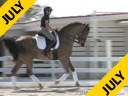 Kathy Connelly<br> Assisting<br> Pati Pierucci<br> Liberache<br> Holsteiner<br> by: Love Affair<br> 7 yrs. old Gelding<br> Training: PSG<br> Owner: Pati Pierucci <br> Duration: 29 minutes