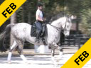 Kathy Connelly Assisting Laine Hill Ukarde KWPN by: BioTop 9 yrs. old Gelding Training: 4th Level Duration: 32 minutes