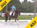 Betsy Steiner<br> Assisting<br> Candy Muss<br> Atticus<br> 6 yrs. Old W/B<br> Training: 2nd/3rd  Level<br> Duration: 38 minutes