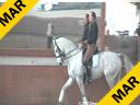 Hubertus Graf Zedtwitz<br> Riding &amp; Lecturing<br> Pinta<br> 9 yrs. old Sachen Mare<br> Owner: Karina Seitz<br> Training: M level<br> Duration: 42 minutes