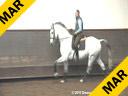 Rein van der Schaft<br>Riding & Lecturing<br>Rowelt<br>12 yrs. old Gelding<br>KWPN<br>Training:1- 1 Level<br>Duration:39 minutes