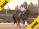Kathy Connelly Assisting Tania Remmie Dejous Oldenburg Training: GP Duration: 30 minutes