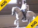 NEDA<br>Rien van der Schaft<br> Assisting<br> Anna Jaffe<br> Moonshine<br> 15 yrs. Old Westfalen<br> Owner: Jane Karol<br> Training: PSG<br> Duration: 41 minutes