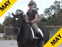 Jane HanniganRiding & LecturingMaksymillianUnderstanding theStiff & Hollow Horse13 yrs. old OldenburgTraining:Grand Prixduration:21 minutes