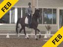 Leslie Reid<br> Riding<br> Landor<br> Assisted by:<br> Ulla Salzgeber<br> 9 yrs. Old Zangersh<br> Owner: Deryol Andrews<br> Duration: 27 minutes