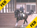 Jeremy Steinberg Assisting Andreas Stano Sensation 10 yrs. old Gelding KWPN Owned by: Andreas Stanoand Gail Herrell Training: 4th Level Duration: 44 minutes