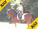 Shannon Dueck<br> Riding & Lecturing<br> S Infinity<br> Westfallen<br> Owner: Cetty Weiss<br> 5 yrs. old<br> Training: 4th Level<br> Duration: 29 minutes