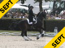USDF APPROVED University Accreditation Aachen GP Special Steffen Peters Commentary byLief Tornblad Ravelby: Contango 14 yrs. old Gelding Training: GP Duration: 35 minutes