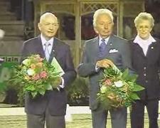 Life Time Achievment Awards Aachen<br> George Theodorescu &<br> Dr. Uwe Shulten- Baumer<br> Presented During<br> Aachen Ceremonies<br> Duration: 7 minutes