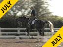 Day 1<br> Jan Brink<br> Assisting<br> Amy Spek<br>Riding<br> Training: PSG<br> Duration: 49 minutes