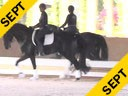 IDCTA Illinios Dressage & Combined Training Association<br> Lilo Fore<br> Assisting<br> Paula Briney<br> Willemna<br> Training: PSG<br> Duration: 50 minutes