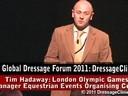 Global Dressage Forum<br>Netherlands Academy Bartels<br>Day 2<br> Tim Hadaway<br>