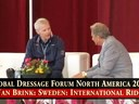 GDFNA Global Dressage Forum North America<br> Andreas Stano Interviews<br>Jan Brink<br> Face to Face Discussion<br> About His Training Theories<br> Philosophies and Methods<br> On the Training of Dressage Horses<br> Duration: 21 minutes